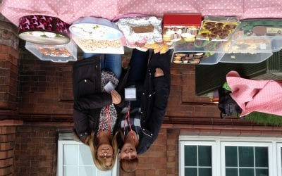 PTA  Cake Sale Sell-Out!