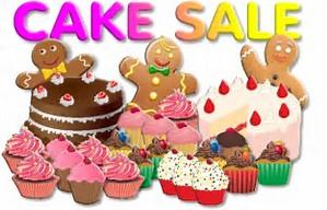 PTA Cake Sale