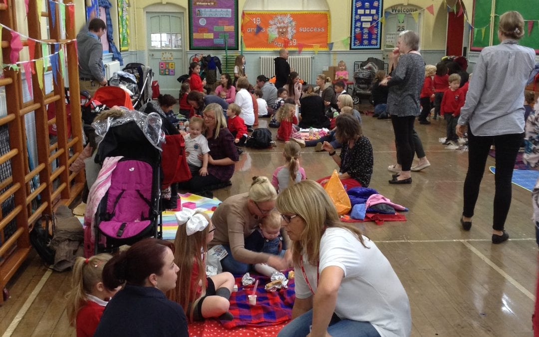 EYFS Welcome Picnic