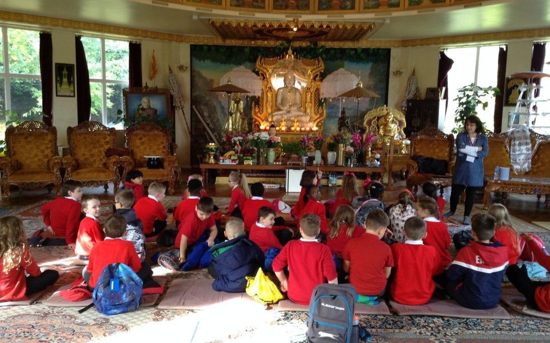 Visit to the Dhamma Talaka Peace Pagoda