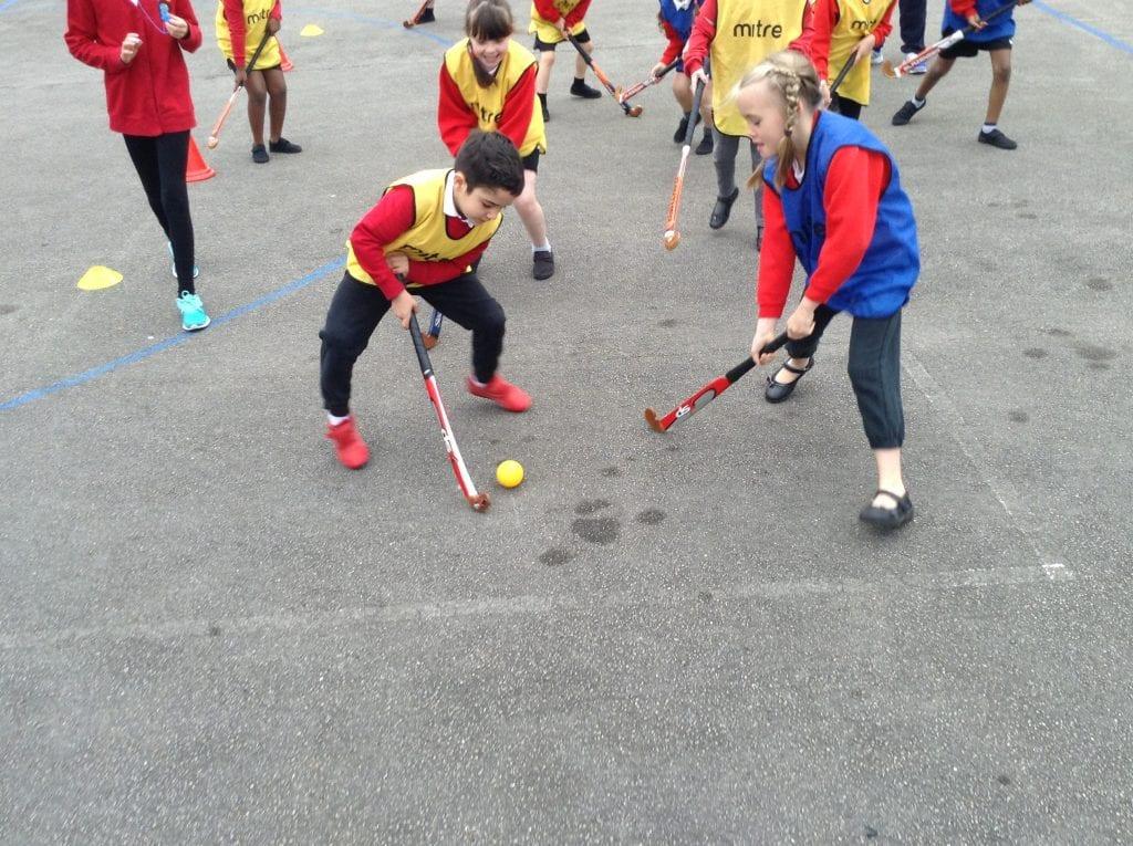Image result for hockey ks2