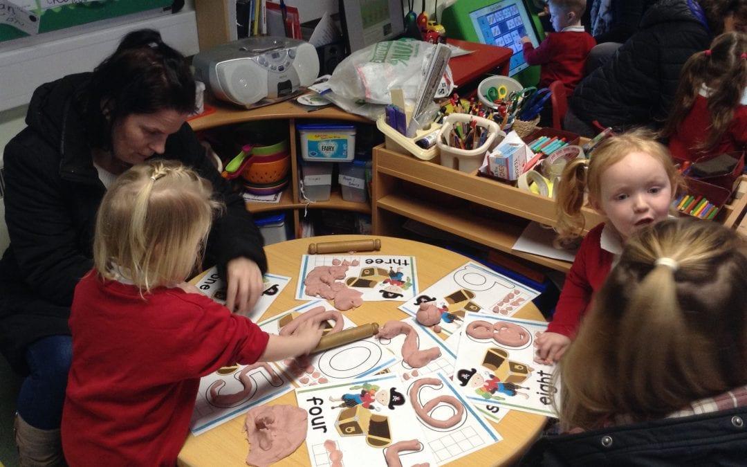 Nursery number workshop