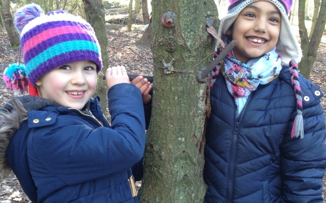 Forest School – 2S