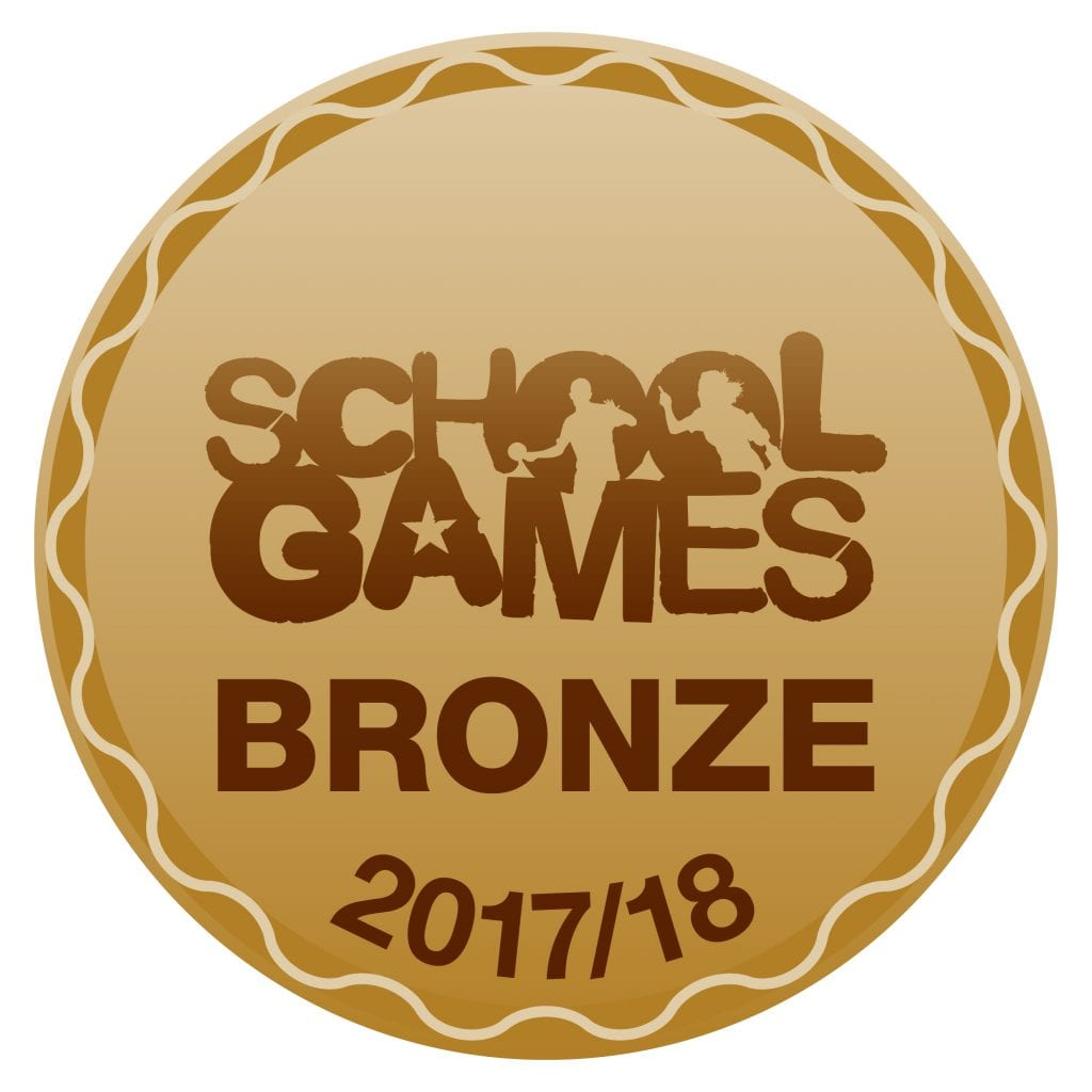 Image result for school games bronze 2017 18
