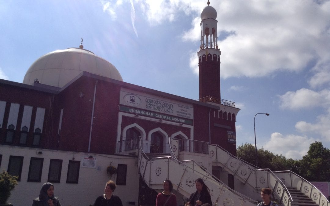 Year 3 Mosque Visit