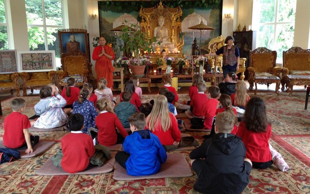 4T visit to the Dhamma Talaka Peace Pagoda