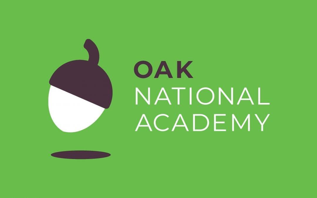 Oak National Academy Online Lessons